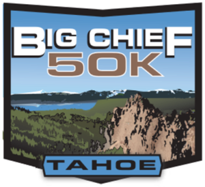 Big Chief 50 Ultra Trail Run Logo